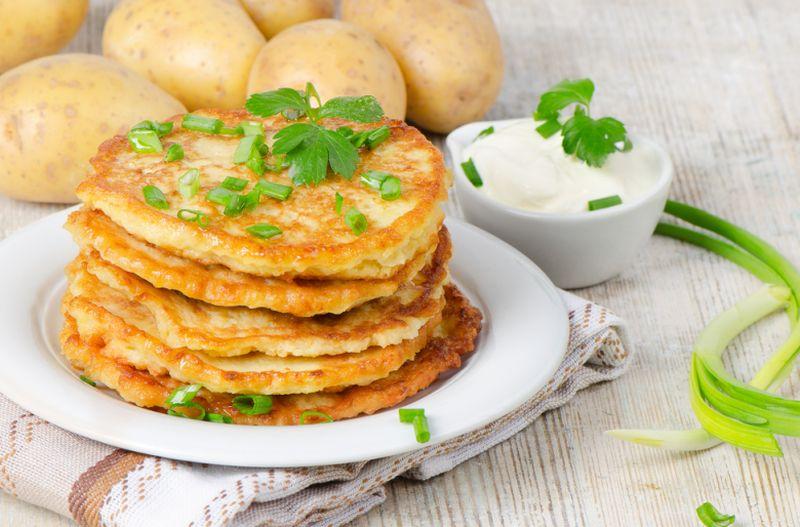 Clatite de cartofi
