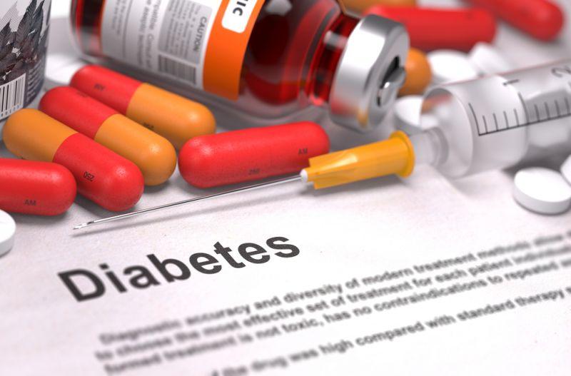 Medicamente diabet tip 1