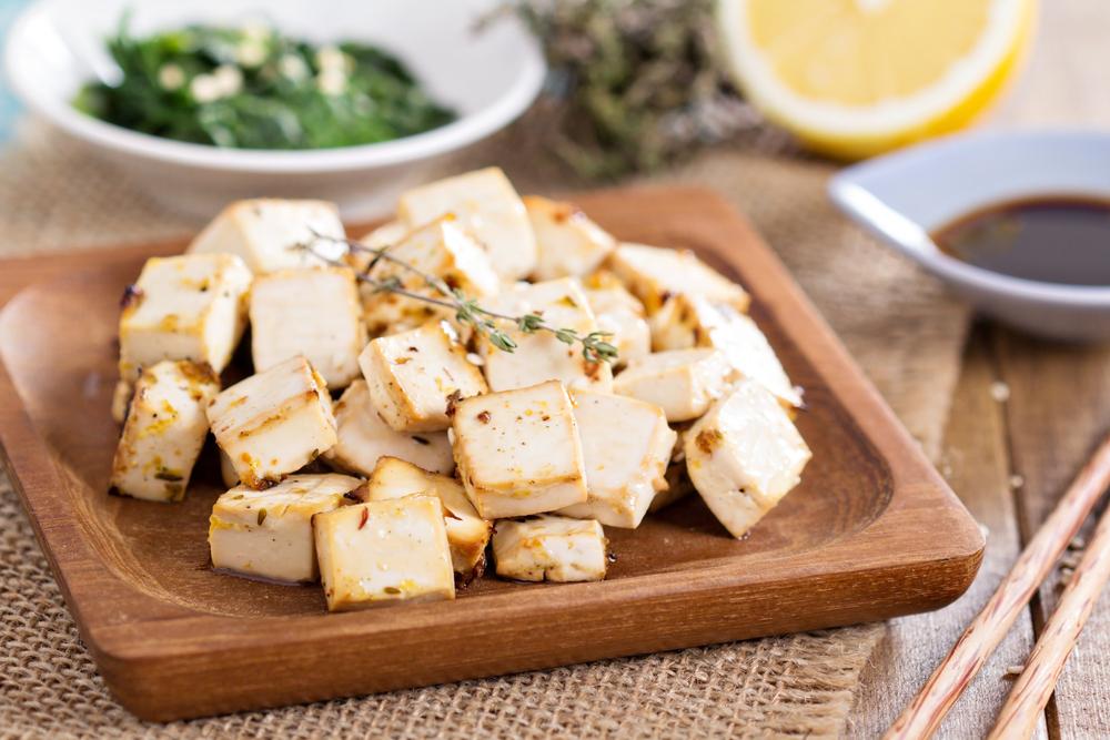 Kebab din tofu
