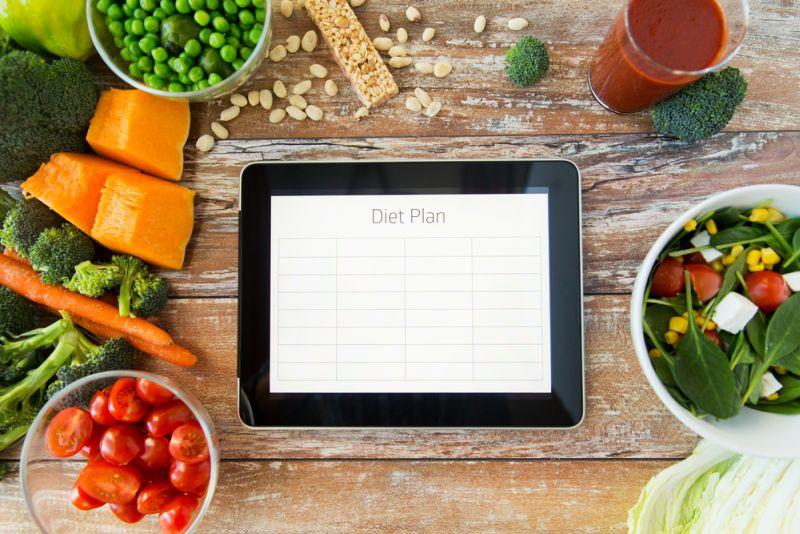 Diete pentru diabetici supraponderali