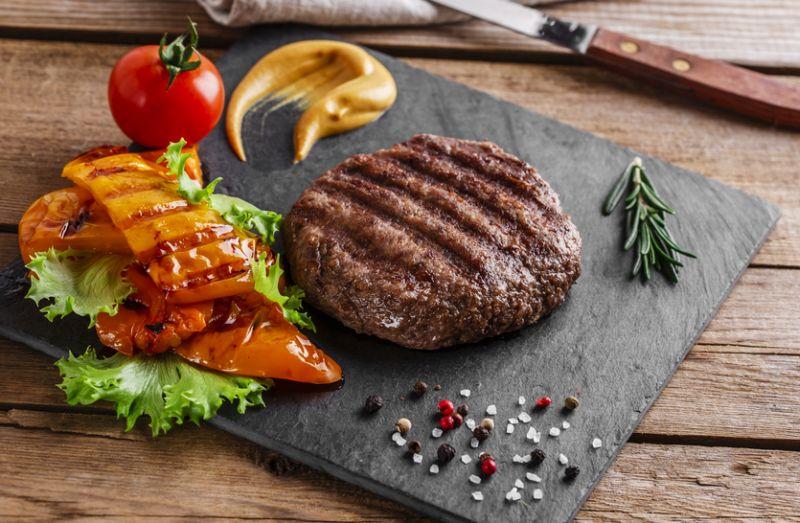 Burgeri de casa, cu carne de vita
